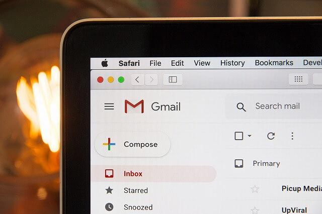 2つ目:「メールアドレス」